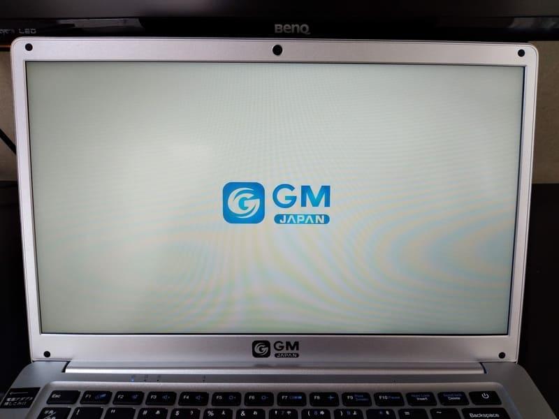 GLM 超軽量 薄型 PC 起動