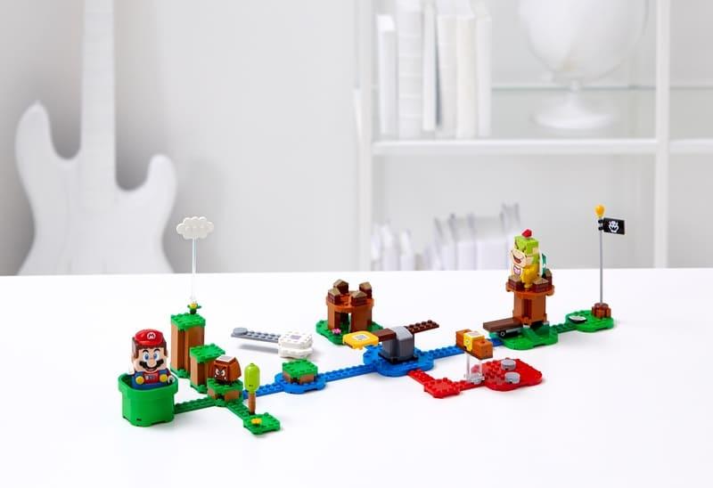 レゴ(LEGO)スーパーマリオ レゴ マリオ と ぼうけんのはじまり ~ スターターセット 71360